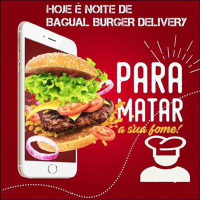 BAGUAL BURGER DELIVERY Itaqui RS
